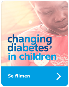 Changing diabetes in children